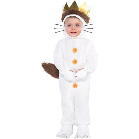 Where the Wild Things Are Classic Max Costume for Babies, Size 12-24 Months](Max From The Wild Things Costume)