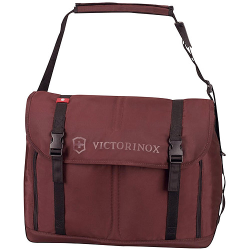 Victorinox Seefeld Weekender Travel Bag, Maroon