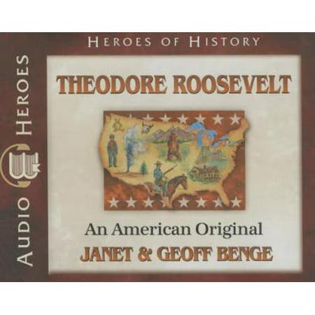 Theodore Roosevelt Audiobook