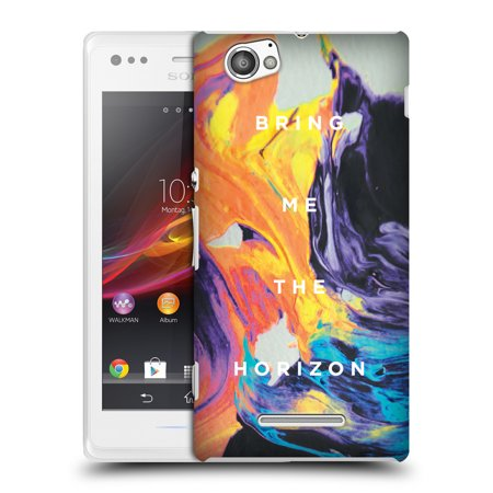 Official Bring Me The Horizon Key Art Hard Back Case For Sony Phones 3