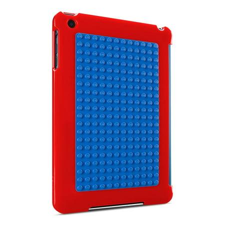 Belkin LEGO Builder Case for Apple iPad mini - Red & Blue