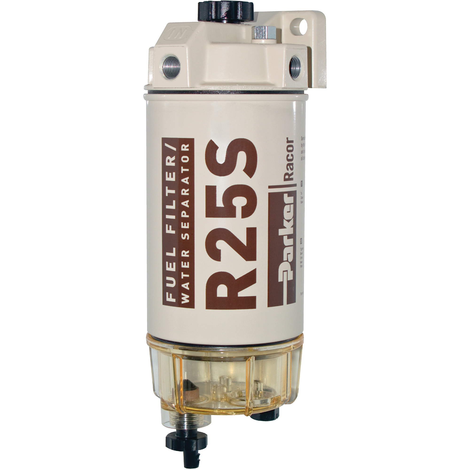 Racor 2-Micron Diesel Spin-On Fuel/Water Seperator
