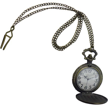 Pocket Watch Adult Halloween Accessory
