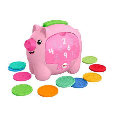 Fisher-Price Laugh & Learn Count & Rumble Piggy