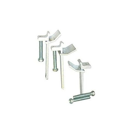 - LARSEN SUPPLY CO. INC. 42-2107 10CT Adjustable Sink Rim Clip