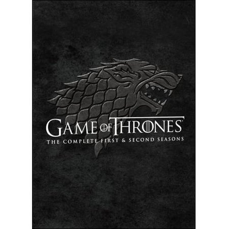 Game Of Thrones  The Complete First   Second Seasons