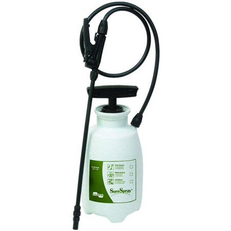 CHAPIN Lawn & Garden Series 10000 Compression Sprayer, 0.5 gal Tank, 3 in Fill Opening, Poly Tank, Poly (10000 Series)