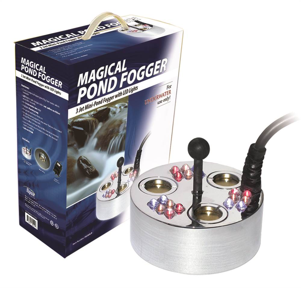 Fish Safe Pond Fogger by Benzara Inc