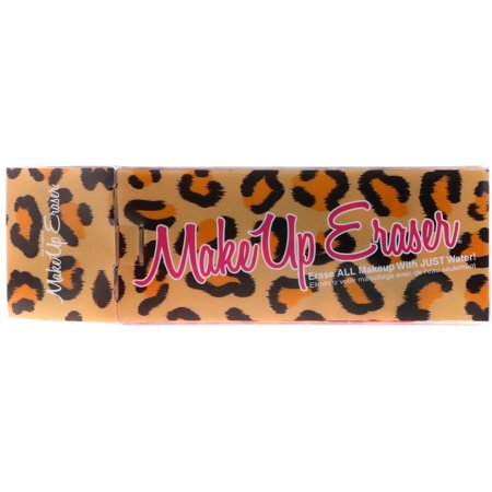 MakeUp Eraser  Cheetah  One Cloth](Cheetah Makeup)