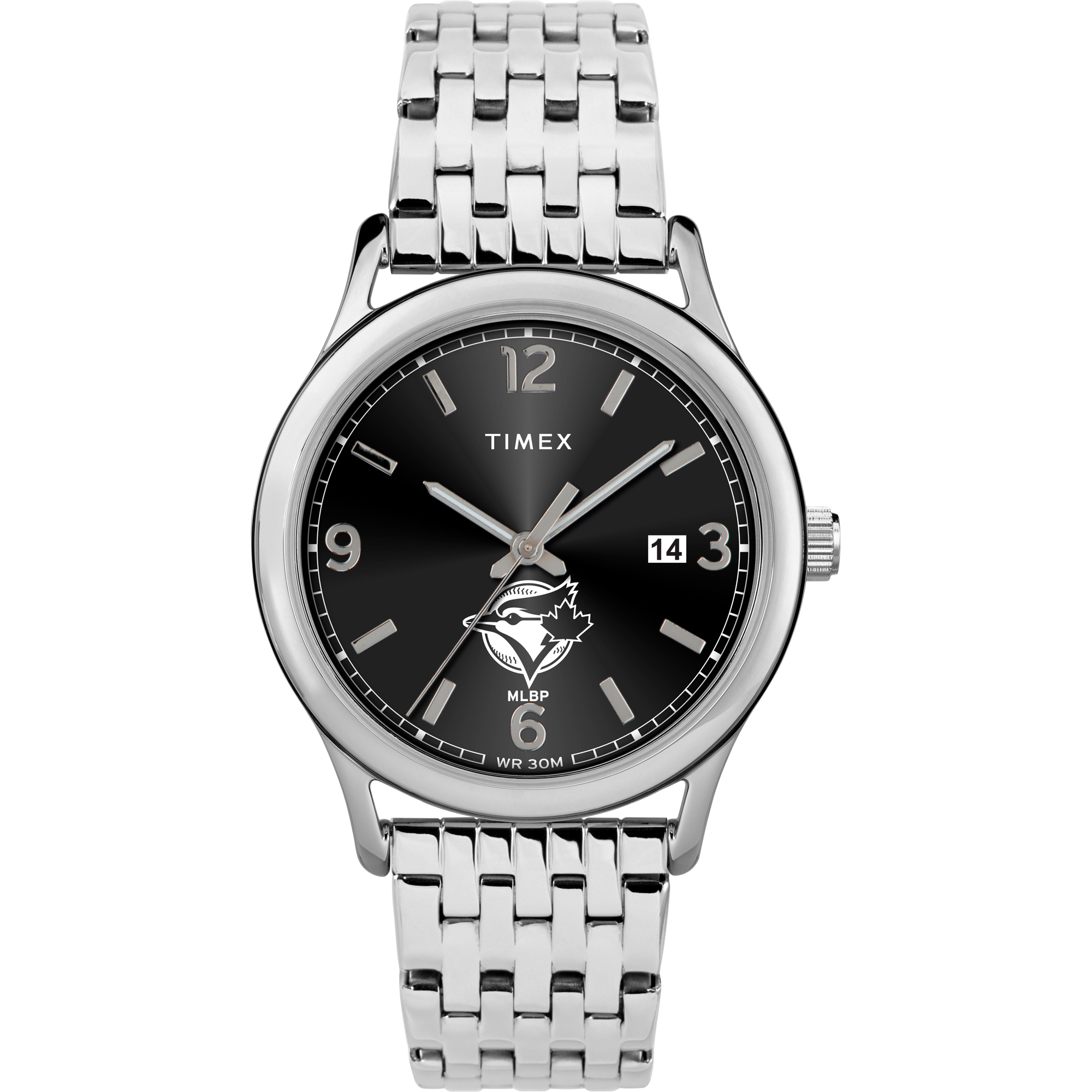 Toronto Blue Jays Timex Women's Sage Watch - No Size