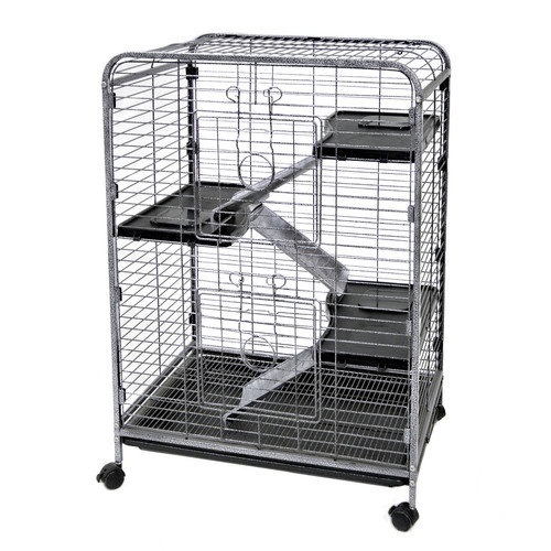 Ware Manufacturing Home Sweet Home 4-Level Small Animal Cage