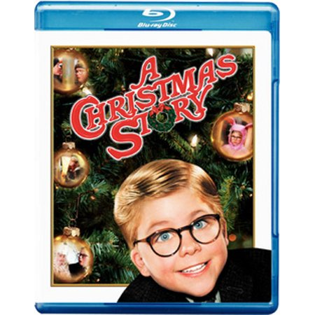 A Christmas Story (Blu-ray) (That Spirit Of Christmas By Ray Charles)