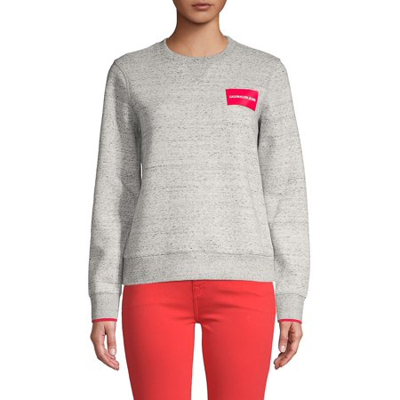 Blocked Pop Logo Sweatshirt