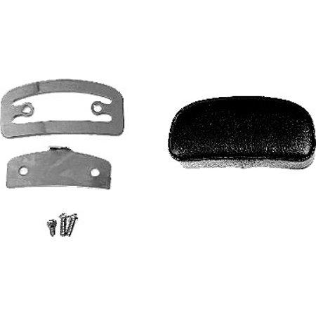 "Harddrive- 086135 - SMOOTH MINI 3"" - Sissy Bar Pad"