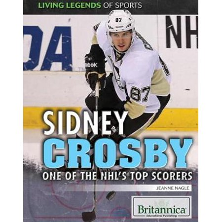 Sidney Crosby: The NHL's Top Scorer - eBook