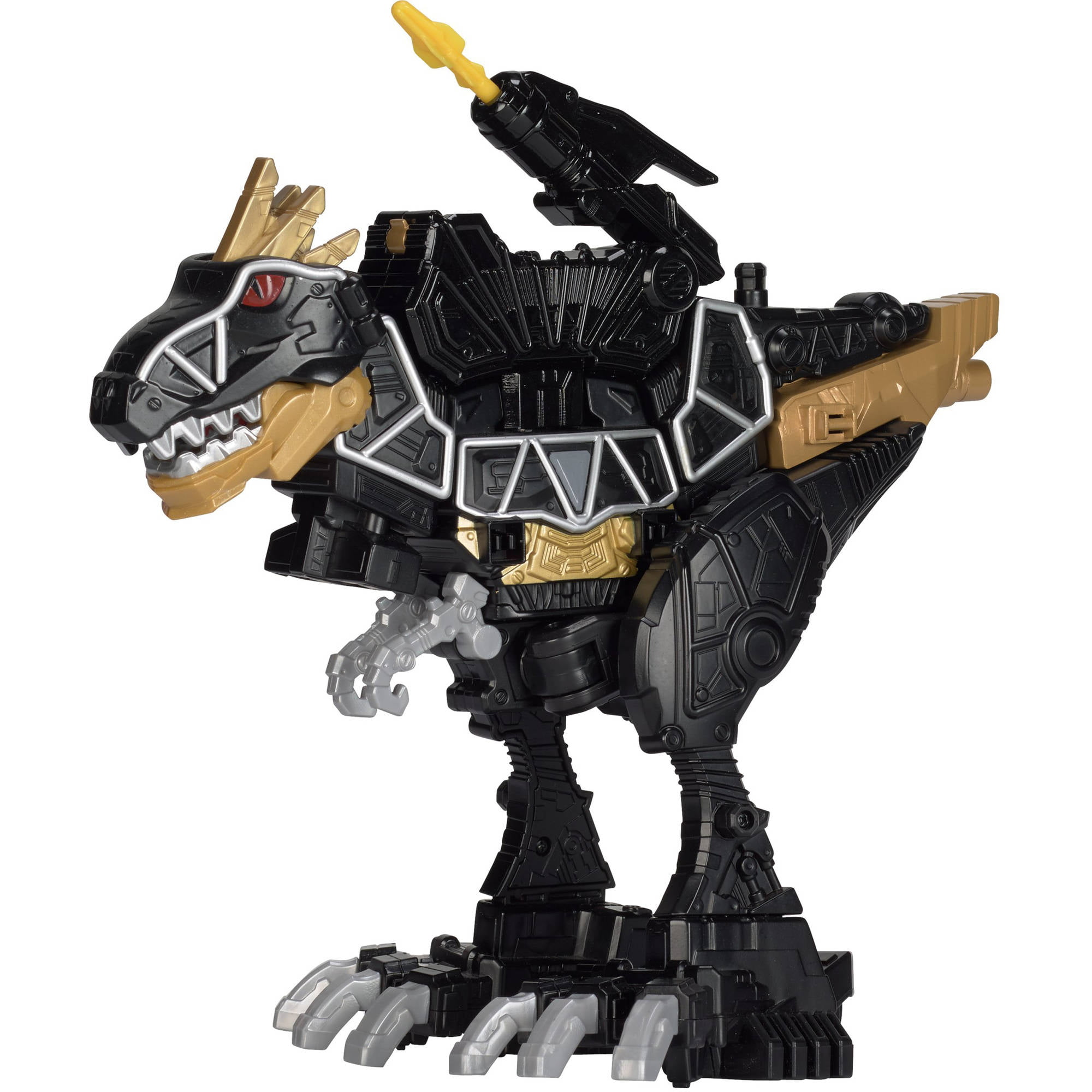 Power Rangers Dino Super Charge Deluxe Black T-Rex Zord by Bandai America