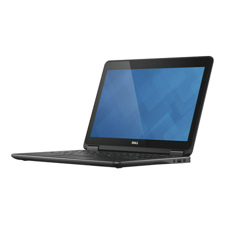"Refurbished DELL E7240 12.5"" Laptop, Windows 10 Pro, Intel Core i5-4300U Processor, 8GB RAM, 256GB Solid State Drive"