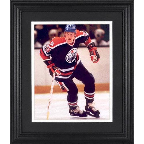 NHL - Wayne Gretzky Edmonton Oilers Framed Unsigned 8x10 Photograph
