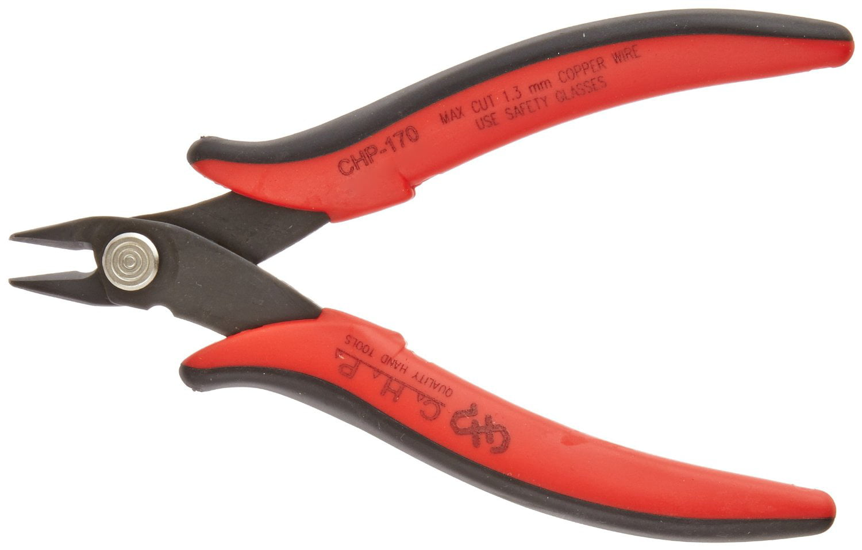 Hakko CHP-170 Micro Soft Wire Cutter, 1.5mm Stand-off, Flush Cut ...