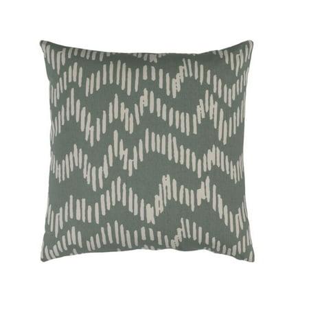 40Broken Lines Sage Green And Khaki Brown Decorative Throw Pillow Enchanting Green Brown Decorative Pillows