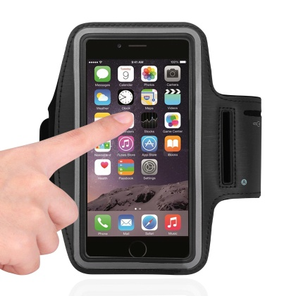 Sport Armband For Universal 4.7Inch Devices Black