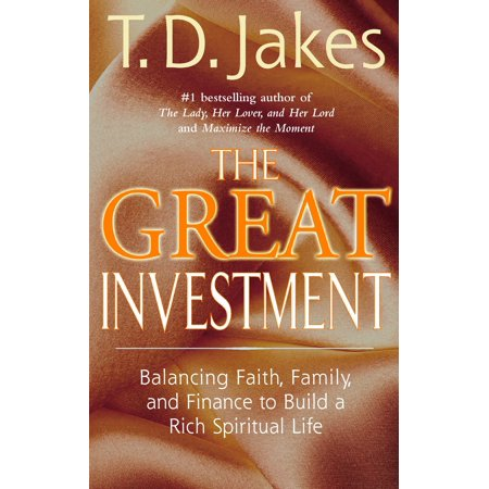 Family Finance Handbook (The Great Investment : Balancing. Faith, Family and Finance to Build a Rich Spiritual Life)