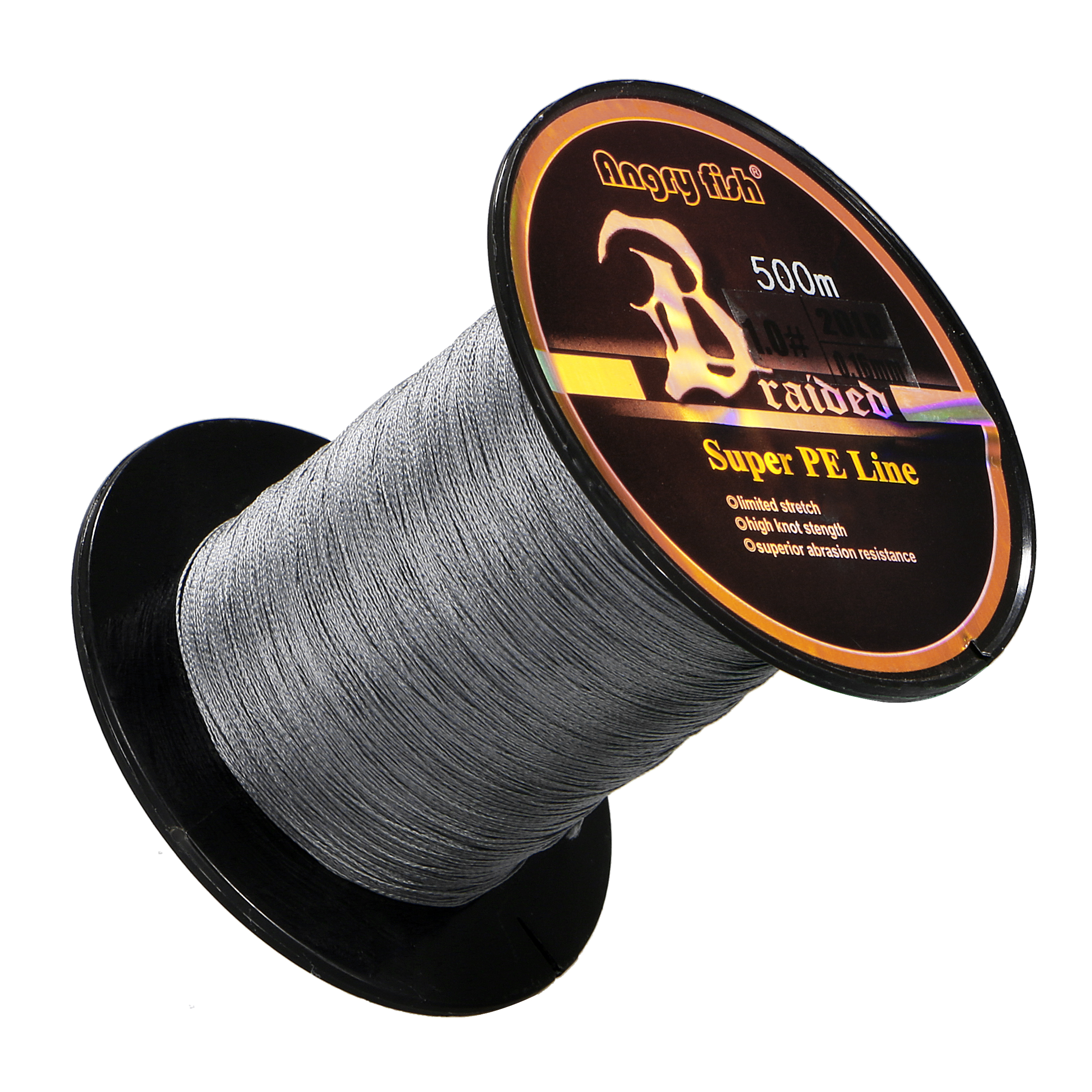 TSV PE Fishing Line String 500M 4 Strand Spectra Dyneema Braid Abrasion Resistant by