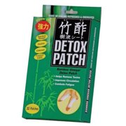 Best Foot Detoxes - Chikusaku Bamboo Vinegar Foot Detox Patches- 32 Value Review