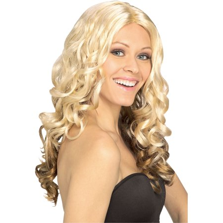 Goldilocks Wig Adult Halloween Costume Accessory