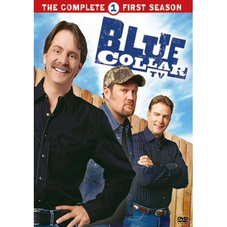 Blue Collar TV: Season 1, Volume 1 (DVD) (Jeff Foxworthy And Larry The Cable Guy Reviews)