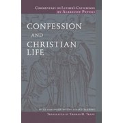 Confession and Christian Life
