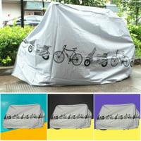 AkoaDa Universal Waterproof Bicycle Bike Cycle Cover Outdoor Rain Weather Resistant
