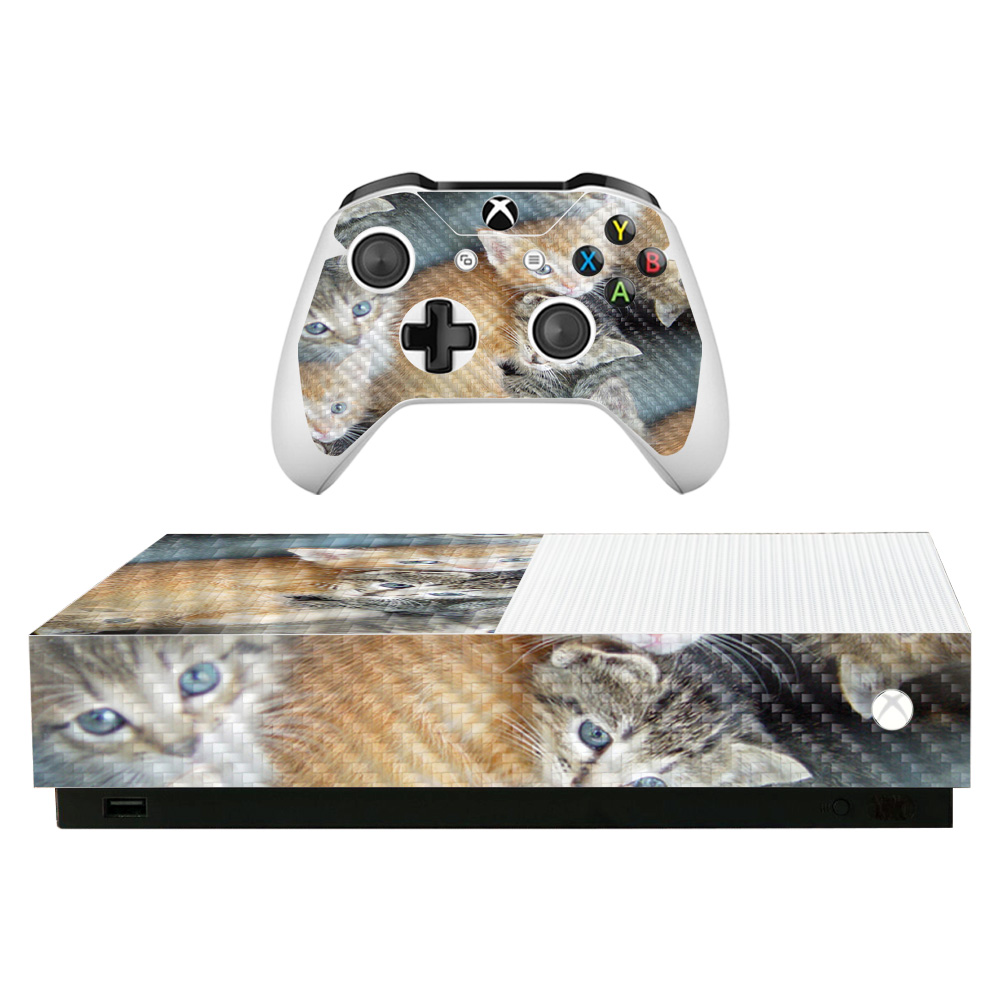 Animals Collection of Skins For Microsoft Xbox One S All ... Xbox One Skins Walmart