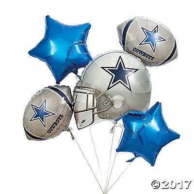 NFL® Dallas Cowboys™ Mylar Balloons