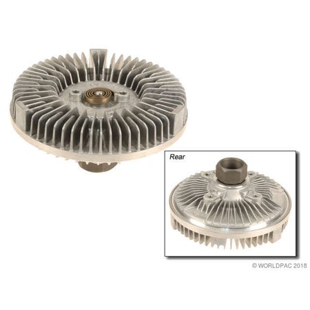 Four Seasons Fan Clutch - Four Seasons W0133-1882340 Engine Cooling Fan Clutch for Ford / Mazda