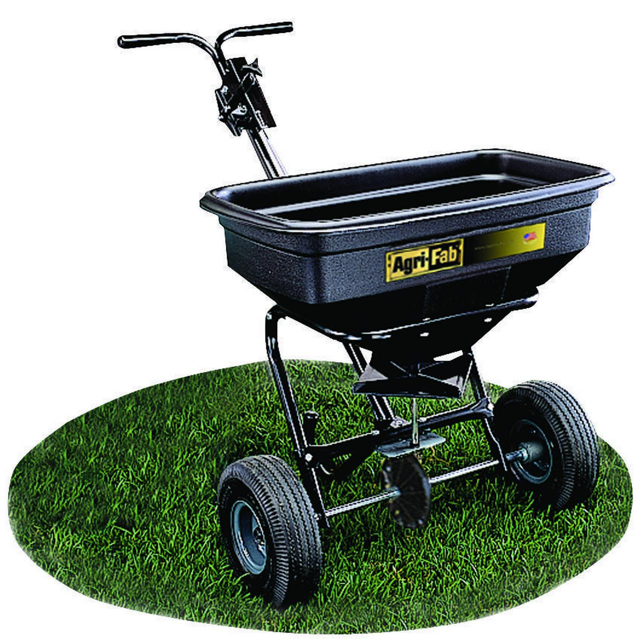 Agri-Fab INCORPORATED 45-0214 100LB Push Spreader