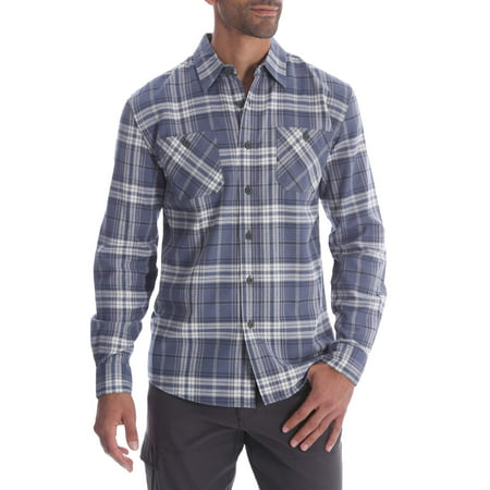 Autumn Flannel Autumn Flannel - Men's Long Sleeve Wicking Flannel Shirt