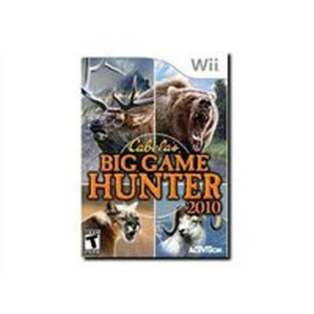 Cabela's Big Game Hunter 2010 - Wii - Dog Bounty Hunter Wig