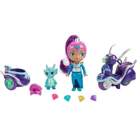 Shimmer and Shine Zeta's Scooter ()