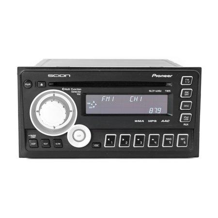 2011-2012 Scion TC AM FM OEM Radio mp3 CD Pioneer Audio Part Number PT546-00111 -