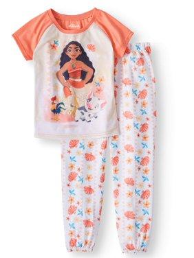 Product Image Girls  Moana 2-Piece Pajama Sleep Set 077864a4e