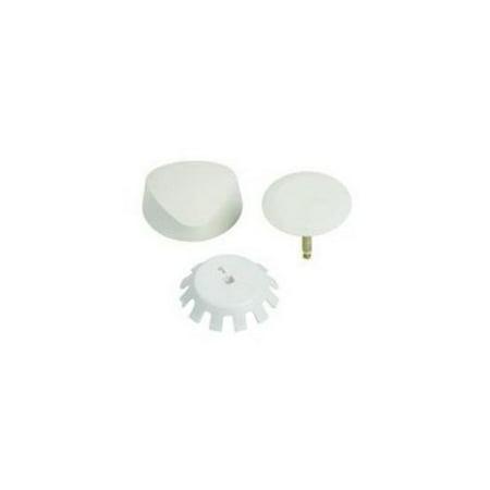 Geberit 151.550.AA.1 Bone Traditional TurnControl Trim Kit