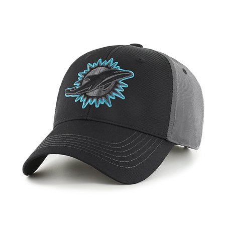 NFL Miami Dolphins Mass Blackball Cap - Fan Favorite - Dolphins Nfl