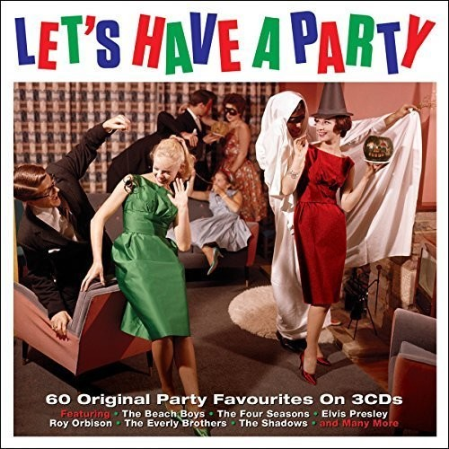 Lets Have a Party - Lets Have a Party [CD]