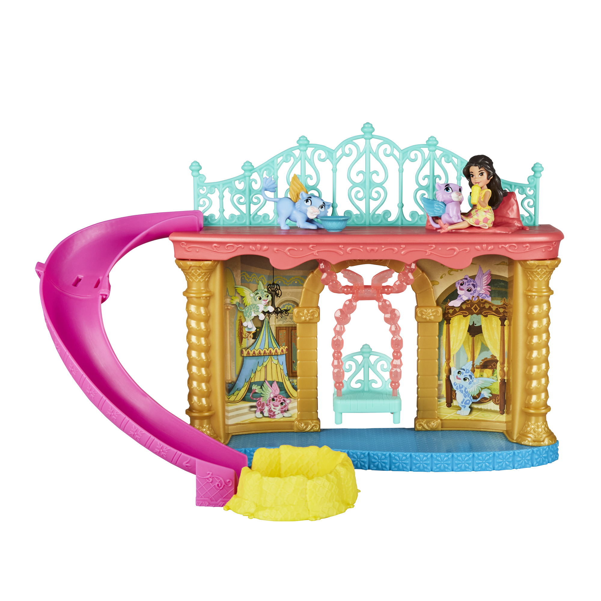 Disney Elena of Avalor Jaquin Playground Playset