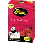 Panda, Raspberry Licorice, 7 Oz (Pack Of 12)