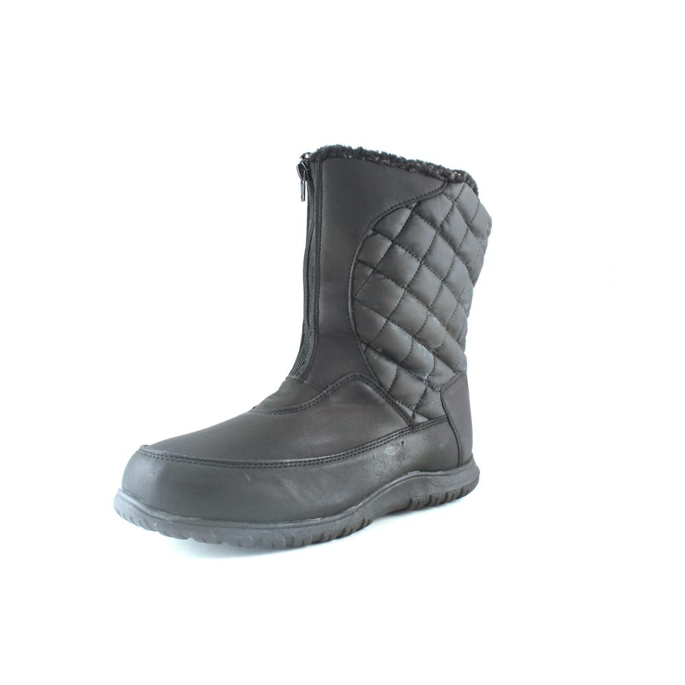 TOTES Stephen Women  Round Toe Synthetic  Winter Boot