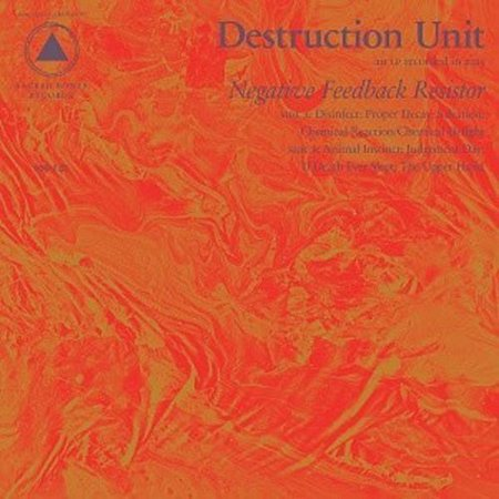 Negative Feedback Resistor (Vinyl)