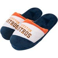 Houston Astros Youth Team Colorblock Slide Slippers