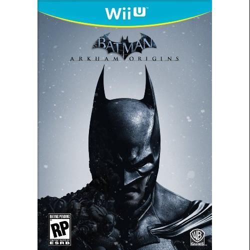Wb Batman: Arkham Origins - Action/adventure Game - Wii U (1000381345)